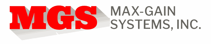 Max Gain Systems logo